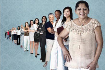 As características das mulheres fazem com que sejamos pessoas de ação