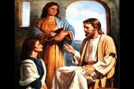 Mulheres da Bíblia – Marta e Maria