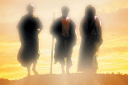 O filho do homem é o grande diácono.