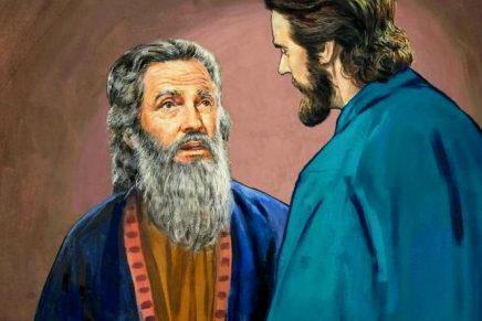 Um homem chamado Ananias