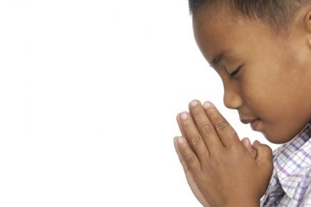 10 Formas de Incentivar as Crianças a Orarem