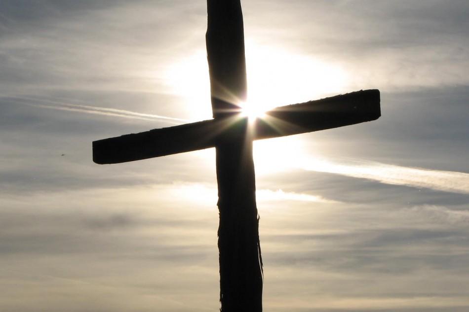 Os momentos que antecederam a morte de Cristo na Cruz do Calvário
