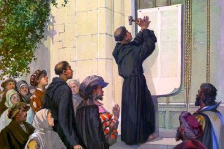 Cinco pilares da igreja (Reforma Protestante)