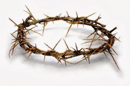 A coroa que Jesus escolheu