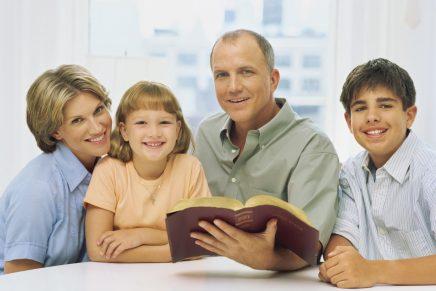 Família sacerdotal vivendo o temor do Senhor na minha casa
