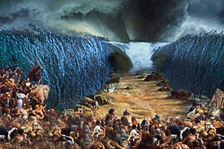 A marcha da fé