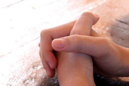 Orando até receber