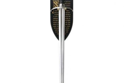 Em defesa da fé: A espada.