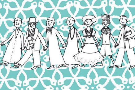 Coisas boas para conhecer e respeitar em outras religiões