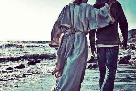 Com Jesus do Início ao Fim