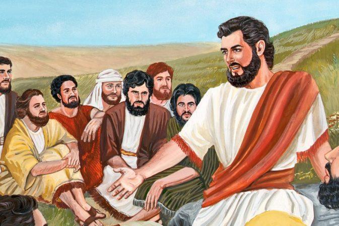 Atitudes do Cristão para Anunciar a Salvação