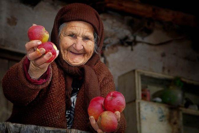 A vitória da generosidade num mundo egoísta